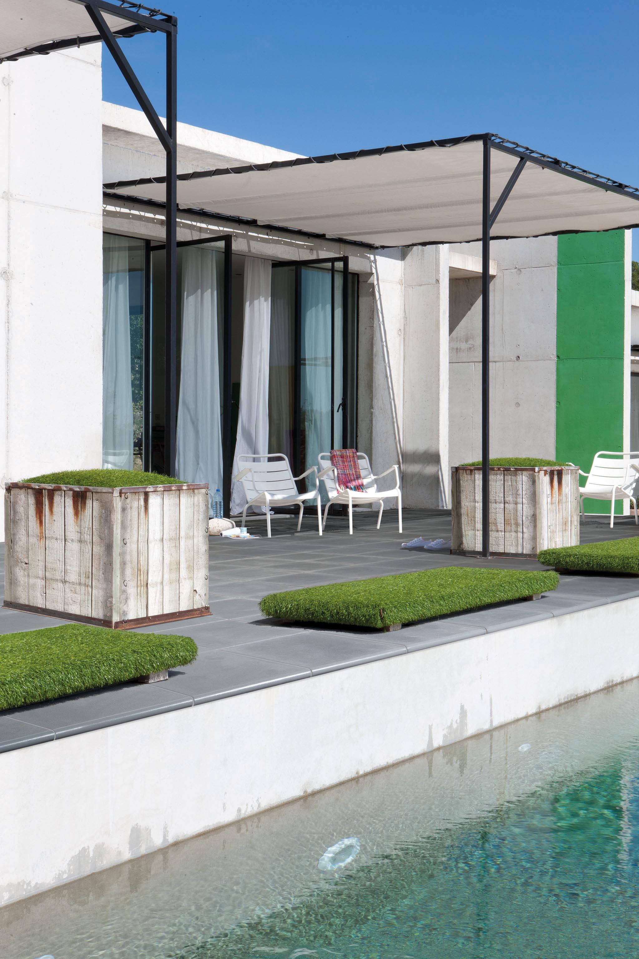 tegels in beton n v de marie. Black Bedroom Furniture Sets. Home Design Ideas